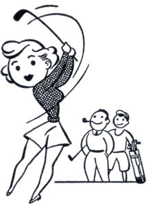 Retro-Golf-Lady-Clip-Art-GraphicsFairy