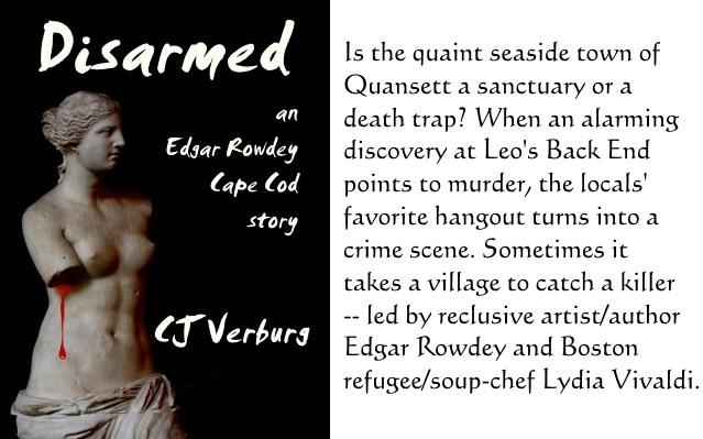 disarmed a free edgar rowdey cape cod story carol cj verburg